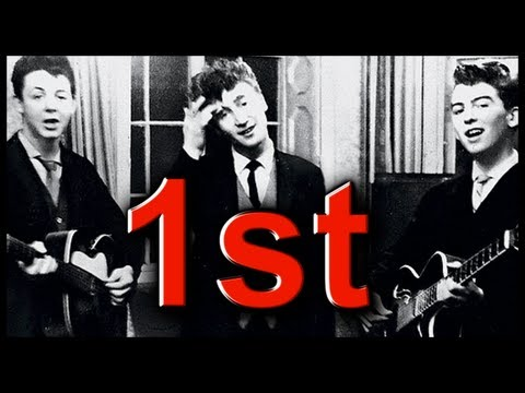 Oldest Beatles Song and Jimmy Page's 1st TV Appearance 1957