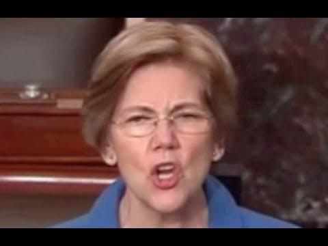 Elizabeth Warren DESTROYS Trump