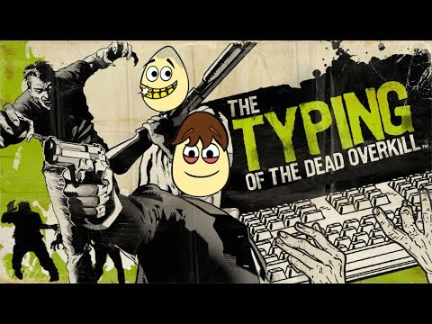 WHAT AN ENDING (Typing of the Dead: Overkill FINALE Ep. 15 w/ Tunkum & Gangsta) |