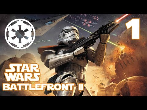 Star Wars: Battlefront II - Galactic Conquest - Part 1