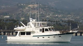 Fleming 55' Pilothouse Motor Yacht for Sale at Seacoast Yachts - SOLD!