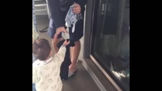 洗濯を楽しくやる方法(クレイジーパパ育児子育て動画) CRAZYPAPAでは...