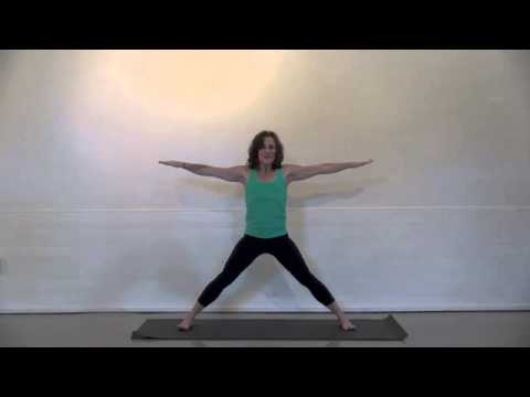 Yoga Class with Christina Sell: 60-minute Standing Pose Emph
