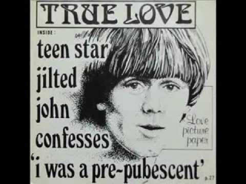 Jilted John - I Was a Pre-Pubescent (1978)
