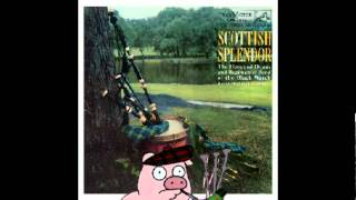 Scottish Splendor - The Regimental Band and Pipes and Drums of THE BLACK WATCH - E - Band 01