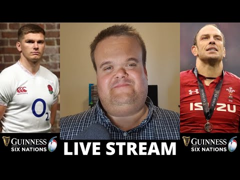 England Vs Wales Live Stream   Six Nations 2020 (NOT SHOWING)