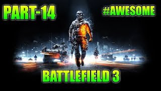Battlefield 3: Walkthrough - Part 14 [Mission 10: Rock and a Hard Place] (BF3 Gameplay) [360/PS3/PC]