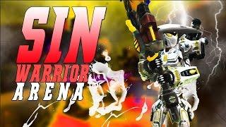 Sin l Wildstar Warrior Arena
