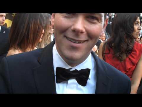 Oscars 2011  Producers Dana Brunetti & Michael De Luca THE SOCIAL NETWORK