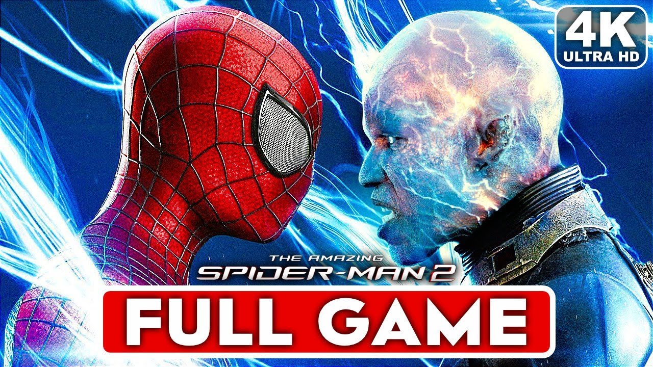 THE AMAZING SPIDER-MAN 2 Gameplay Walkthrough Part 1 FULL GAME [4K 60FPS PC] – No Commentary