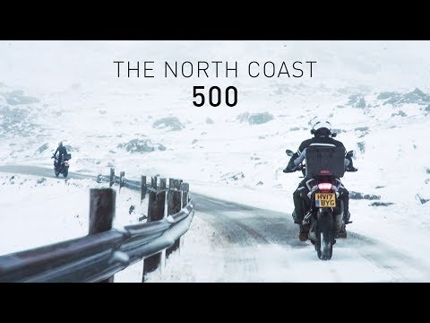 EPIC NORTH COAST 500 MOTORBIKE ADVENTURE!!