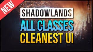 CLEAN WoW UI ★ 36 SPËCS ★ Shadowlands WeakAuras & ElvUI Profiles