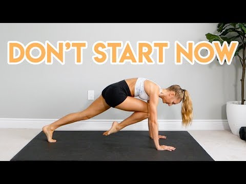Dua Lipa - Don't Start Now FULL BODY WORKOUT ROUTINE