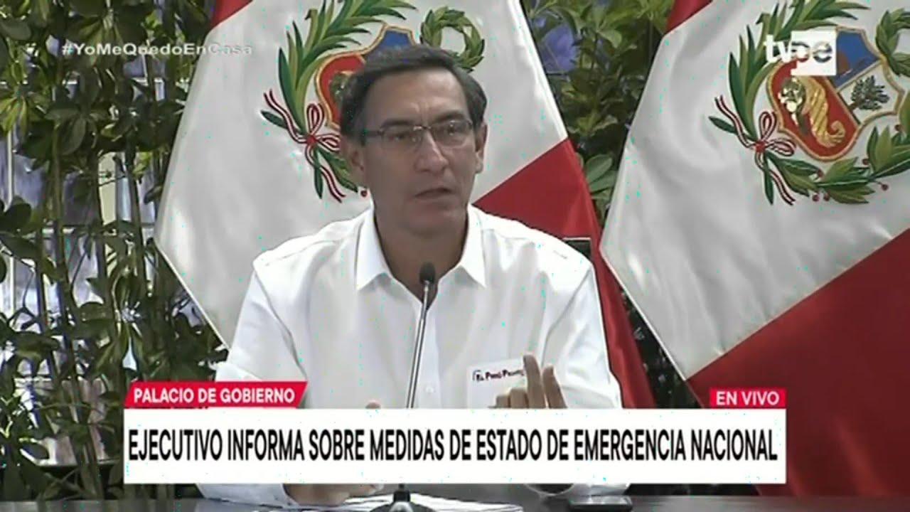 COVID-19: Perú atraviesa fase 3 de la propagación - YouTube