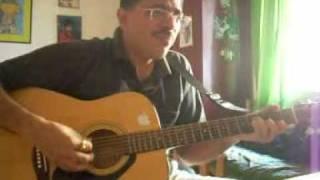 Nenjukkul Paithidum Harris Jayaraj Tamil Song Guitar Chord Lesson by Suresh