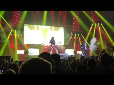 Megadeth @ Roy Wilkins Auditorium 10/4/16
