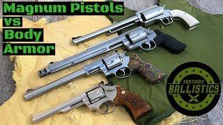 Magnum Pistols vs Body Armor thumbnail