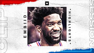Is Joel Embiid Really THE BEST Player In The World? 19-20 Highlights | CLIP SESSION