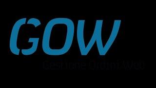 GOW Gestione Ordini Web   2019