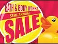 Bath And Body Works Semi Annual Sale Haul 2017 mp3