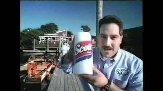 Scott is the best towel ever commercial (2001) thumbnail