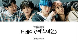 Winner - Hello
