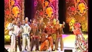 Баян-MIX  и Надежда Бабкина - Сизый голубочек