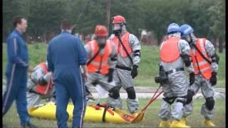 Texas National Guard Unit Trains To Respond To Hazardous Disasters