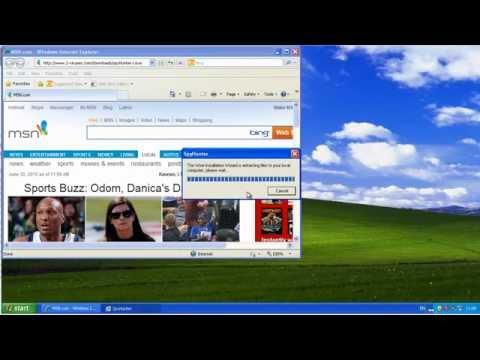 Windows Proprietary Advisor removal video guide