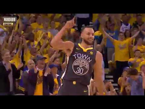 Around The World: Stephen Curry's Circus 3-Pointer