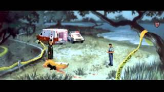 Gabriel Knight Sins of the fathers (1993) PC game trailer