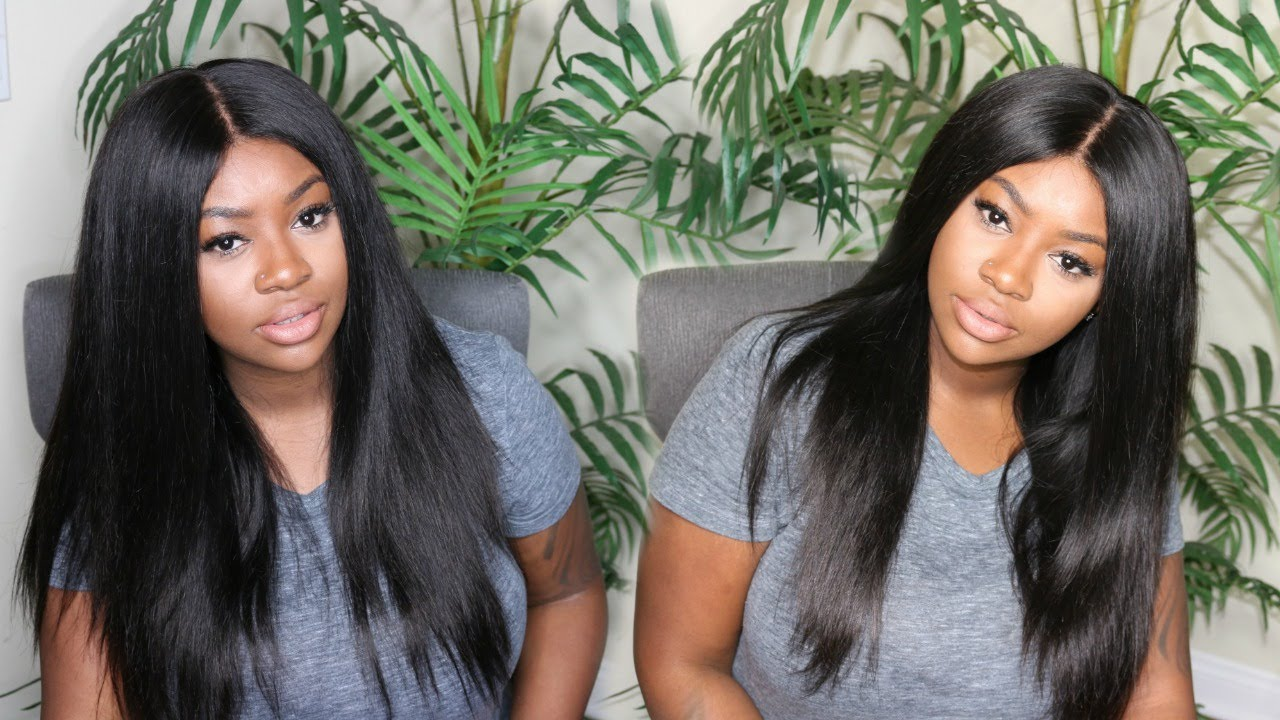 How To Revamp Old Wigs Brazilian Straight Hair Superova Youtube