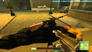 Soldier of Fortune 2: Double Helix (PC) Gameplay (1080 HD)