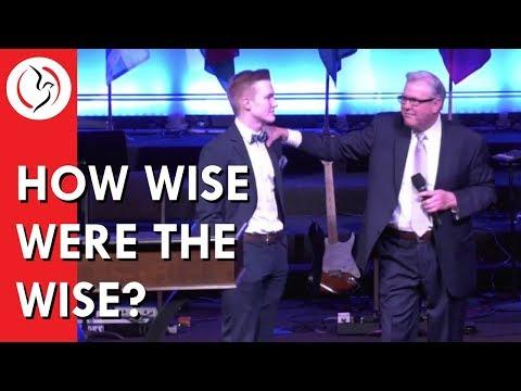 """How Wise Were The Wise?"" – Reverend Wayne Huntley"
