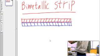Bimetallic Strip