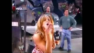 No Way Out: Jamie Noble & Nidia's Intergender Match Promo - February 15, 2004