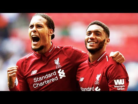Virgil van Dijk x Joe Gomez • The Complete Partnership • 2018/19