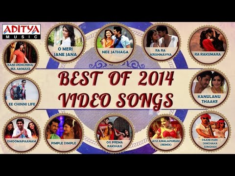 Best of Tollywood 2014  Telugu  Songs
