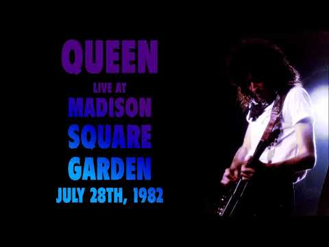 Queen - Live In New York (July 28th, 1982)
