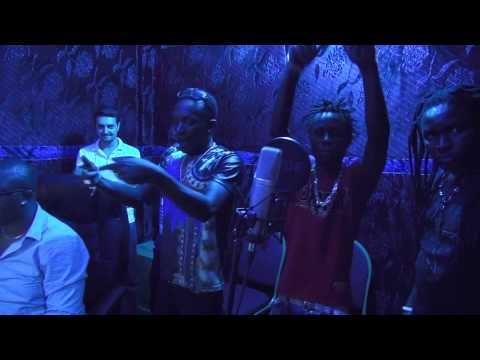 Sat B   Wezere ft Fizzo Studio Session African Sound Records