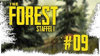 The Forest [HD+] Let's Play Together #09 - Staffel 1 - [60 FPS] - German