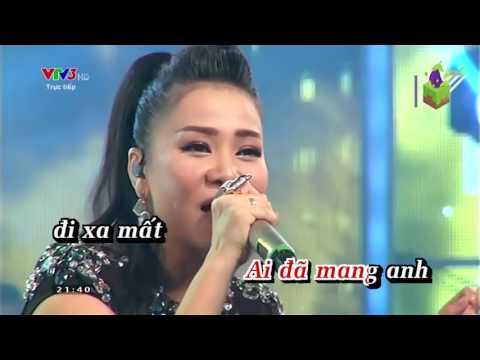 Đừng Yêu - Thu Minh Karaoke bản chuẩn