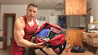 Pack For Your First Powerlifting Meet