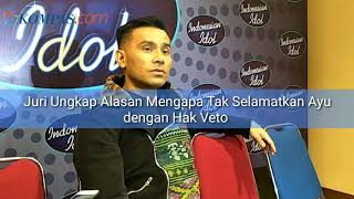 Perjalanan Ayu di Indonesian Idol 2018 harus berakhir pada Selasa (...