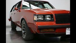 1983 Buick Regal Estate Wagon - Vintage Motorcars - Sun Prairie, WI