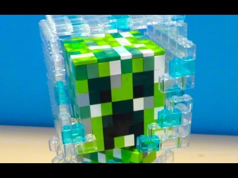 LEGO Charged Creeper - Minecraft