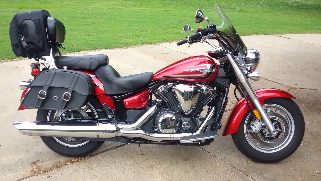 Yamaha V Star Hypercharger Review