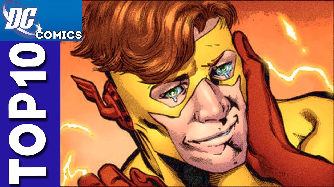 Download Top 10 Emotional Moments From Young Justice #1