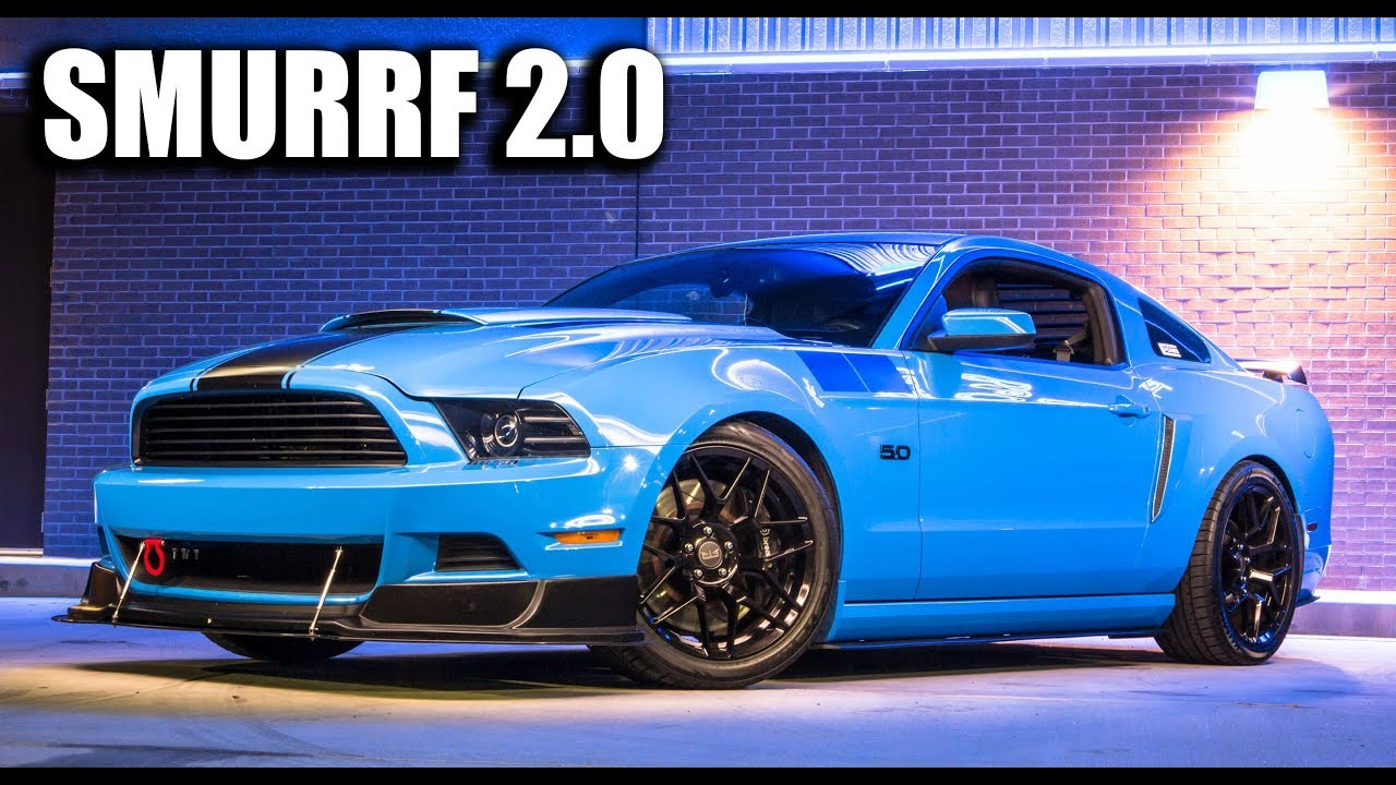Smurrf 2 0 review what happens when you transform a mustang