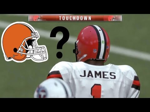 What If LeBron James Played QB For the Cleveland Browns...?